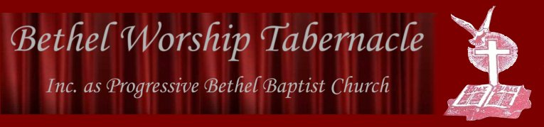 Progressive Bethel Baptist Church
